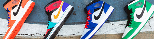 cb24f86f2605 We ve got Air Jordan 1 Mids in every flavor! - Footaction Email Archive